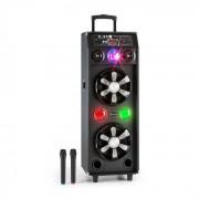 DisGo Box 2100 Altoparlante Portatile Con Discolight Bluetooth