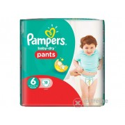 Pampers Carry pack pelene 6 19 komad