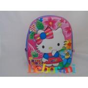 Детска 3D раница Hello Kitty