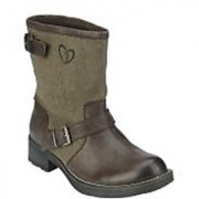 Delize Women's Brown Boots