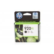 HP 920XL BK / CD975AE - originální náplň