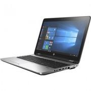 HP ProBook 650 G3 bärbar dator med dockningsstation