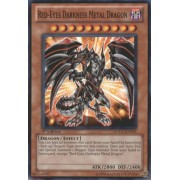 Yu-Gi-Oh! - Red-Eyes Darkness Metal Dragon (SDDC-EN013) - Structure Deck: Dragons Collide - 1st Edit