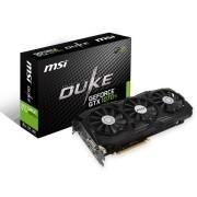 MSI GeForce GTX 1070 Ti DUKE 8G