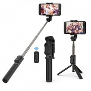 Selfie Stick Tripod VAVA 2 in 1 cu Telecomanda Bluetooth detasabila