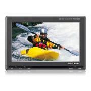 """Alpine TME-M680EM Monitor a colori 5 8"""" + Kit installazione 2 Aux input + 1 Aux input/output"""