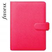 Filofax Saffiano Fluoro Pocket, Pink
