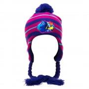 Детска перуанска шапка Finding Dory лилава - 54