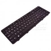 Tastatura Laptop Hp Compaq ProBook 450 cu rama + CADOU