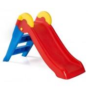Keter Boogie Slide glijbaan - rood/blauw