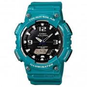 Casio orologio uomo aq-s810wc-3avdf solar collezione sport