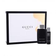 Gucci Guilty Pour Homme confezione regalo eau de parfum 50 ml + eau de parfum 15 ml uomo