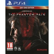 Игра Metal Gear Solid V: The Phantom Pain PS4