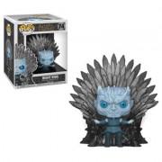 Pop! Vinyl Game of Thrones Night King on Iron Throne Pop! Vinyl Deluxe