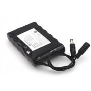 ENTEMPLE Draagbare Super 18650 Oplaadbare Lithium Ion accu capaciteit DC 12 V 6800 Mah CCTV Cam Monitor