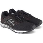 Asics GEL-QUANTUM 180 2 Running Shoes For Men(Black)