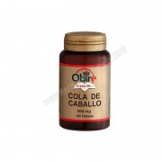 Productos OBIRE Cola de caballo 375mg 100 comprimidos. obire - plantas medicinales