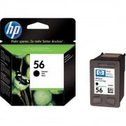 Hp ORIGINALE HP 56 NERA PER HP DeskJet 450/5150/5550 C6656AE CAPACITA' 19ML - 520 PAGINE