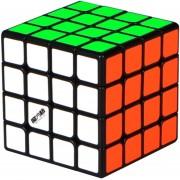 6.0cm 4x4x4 Cubo Mágico QiYi Mofangge Tronido - Base Negra