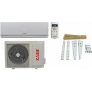 Aparat de aer Conditionat Zass ZAC 09ILN Inverter 9000 BTU Clasa A++ racire Clasa A+++ incalzire Alb