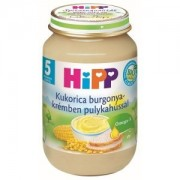 HIPP bébiétel - Kukorica burgonyakrémben pulykahússal 190g