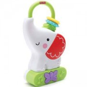 Детска музикална лампа Слонче, Fisher Price, 3400319