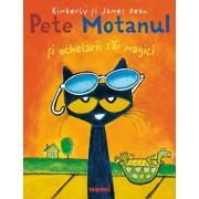 """Pete Motanul si ochelarii sai magici"" - Kimberly Dean"