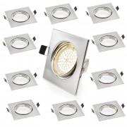 [lux.pro]® Bodové svietidlo 10 x HTLD4103