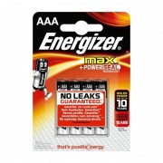 Energizer Pile Energizer Max LR03 (AAA) 1.5V Blister 4 U - Energizer