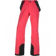 KILPI Dámské lyžařské kalhoty EUROPA-W JL0010KIPNK Růžová 42