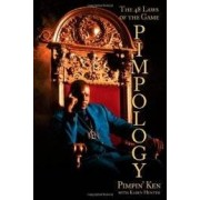 PIMPOLOGY 48 laws of the game ISBN:9781416938446