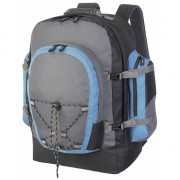 Shugon Backpackers rugzak grijs 40 liter