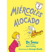 Mircoles Alocado (Wacky Wednesday Spanish Edition), Hardcover/Dr Seuss