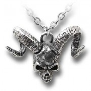colier Craniu De Azrael ALCHEMY GOTHIC - P620