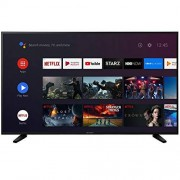 Sharp Pantalla 55 LC-55Q7530U Television 4K Smart TV HDR (Renewed)