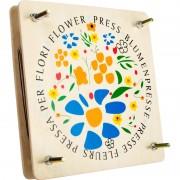 Pers voor blaadjes en bloemen