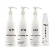 Tahe Expert Kit Oleo&control Protector de cabello