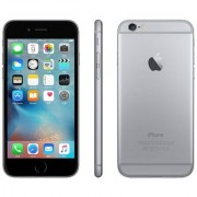 Apple iPhone 6 (Space Grey 16 GB) (Refurbished)