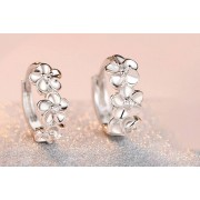 Solo Act Ltd £5.99 (from Styled By) for a pair of crystal flower mini hoop earrings!
