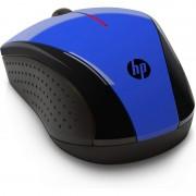HP X3000 Rato Sem Fios Azul 1200DPI