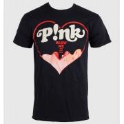 tricou stil metal bărbați unisex Pink - Blow Hearts - BRAVADO EU - PINTS01