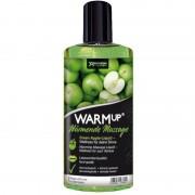 Aquaglide - warmup aceite de masaje manzana verde 150 ml