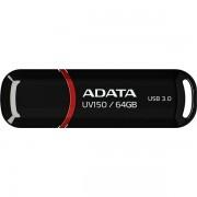 USB memorija Adata 64GB DashDrive UV150 Black AD AUV150-64G-RBK