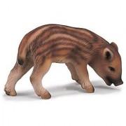Schleich Young Boar Grazing