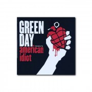 Warner Music Green_Day - American Idiot