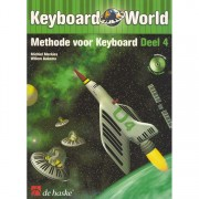 De Haske Keyboard World 4 incl cd