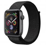 Apple Watch Series 4 GPS 40mm Alumínio Cinzento Sideral com Bracelete Loop Preta