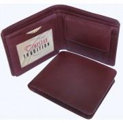 100 Original Leather Gents Wallet new Style Money Purse Men's Wallet BUR 301