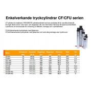 Cf210c Tryckcylinder 10 Ton