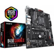 Placa de baza GIGABYTE B450 Gaming X Socket AM4